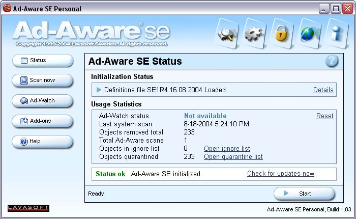 ad aware se personal free download